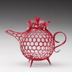 Pearl Grey Teapot (2010)